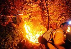 Geliboludaki yangın büyüyor