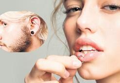 Dünya Kupası'na piercing yasağı