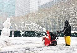 ABD'yi kar vurdu