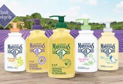 Küçük Marsilyalı'dan Sıvı El Sabunları Serisi