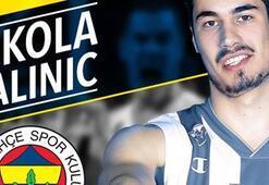 Fenerbahçe Kalinici resmen açıkladı