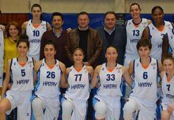 Hatay Büyükşehir Belediyespor-Reyer: 74-54