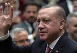 Cumhurbaşkanı Erdoğandan Regaib Kandili mesajı