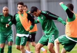 Bursasporda Antalyaspor maçı hazırlıkları başladı