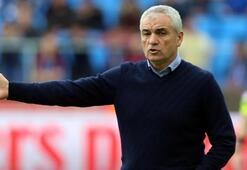 Trabzonspor, Çalımbayla Akyazıya ısınmaya başladı.