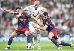 El Clasico'da Messi 1 - Ronaldo 1