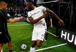 Usain Bolt Dortmund ile idmanlara çıkacak