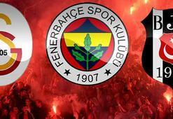 Süper Lige Üç büyükler damgası