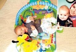 9 aylık Kaan bebek kalp bekliyor