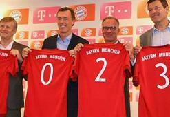 Bayern Münihten dev yenilik