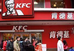 KFCden Türkiye atağı