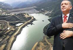 Aktaş Barajı'yla yılda üç kez ürün alınacak