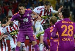 Sivasspor, ligin ilk maçında G.Saraya karşı kazanmak istiyor