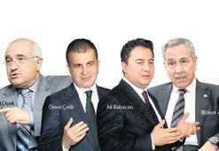 Ak Parti'de 3 dönemliklere Meclis kapısı aralanabilir