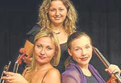 Ege Üçlüsü klasik müzik ve türkü seslendirecek
