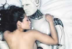 Yatağınıza bir robotu alır mıydınız