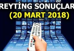 20 Mart 2018 Reyting Sonuçları Şaşırtan sıralama...