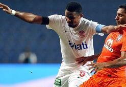 Başakşehir - Antalyaspor: 2-3