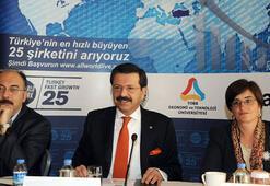 En hızlı büyüyen 25 Türk şirketi aranıyor