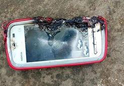 Patlayan Nokia telefonu genç kadının ölümüne neden oldu