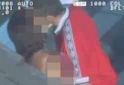 Swinger skandalı Polis helikopterle çekti