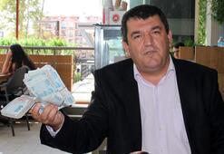 Kırkpınar Ağası para dolu çantayla basın toplantısı yaptı