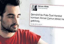 HDP'li Aktaş'a 'tweet' tepkisi