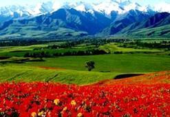 Kırgızistana vize kalktı