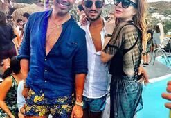 Türk playboy ile partide yakınlaşma