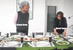 Yemek ve kanser arkadaşım Arman Kırım'ın ardından...
