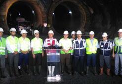 Mecidiyeköy-Mahmutbey metro hattında ışık göründü