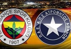Atromitos Fenerbahçe maçı saat kaçta hangi kanalda İşte şifresiz yayın bilgisi