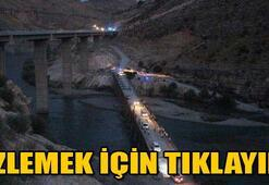 Siirtte baraj felaketi: 5 ölü, 1 kayıp