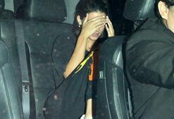 Kendall Jenner utandı