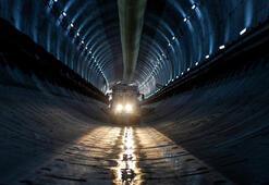 Avrasya Tünelinin 850 metresi delindi