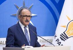 AK Partide olağan büyük kongrenin tarihi açıklandı