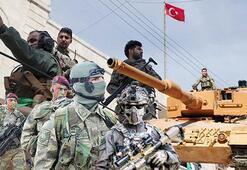 Teröristler Afrinde 100 fedai bıraktı Şafak sökene kadar...