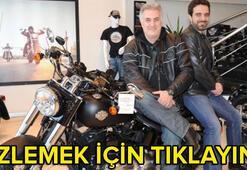 Tamer Karadağlı motosikletiyle kaza geçirdi