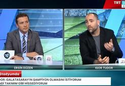 Igor Tudordan Sneijder açıklaması