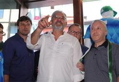 Bursaspordan Stoch ve Kweuke açıklaması