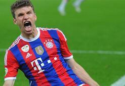 M.Uniteddan Thomas Müller için 280 milyon TL