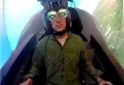 Savaş Uçağı Pilotu Olmaya Ne Dersiniz