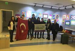 Liseli Türk öğrenciler Almanyadan başarıyla döndüler