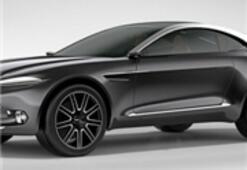 Aston Martin, Tesla'ya Rakip Oluyor
