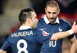 Benzemadan Valbuenaya şok cevap