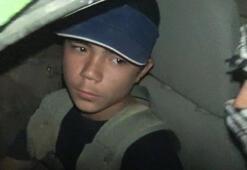 Son dakika... Bomba yüklü araçta bir çocuk Teröristler dehşete düşürdü...