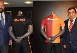 Galatasaraya forma sponsorundan 15.2 milyon lira