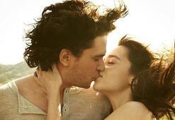 Daenerys Targaryen ile Jon Snowun pozu olay oldu