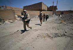 Son dakika... Ordu birlikleri Telaferin merkezine ulaştı Teröristler kaçıyor