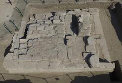 Kibyra Antik Kentinde anıt mezar bulundu
